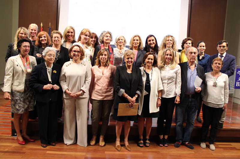 2017 Foto de grupo Dia Escritoras
