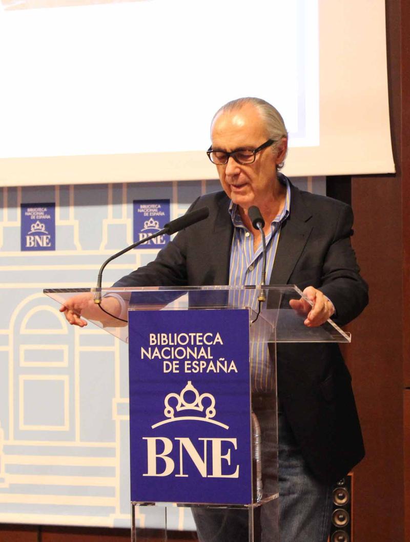 2017 Luis Alberto de Cuenca lee a Teresa de Jesús