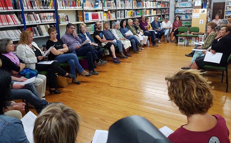 2017 Biblioteca El Barco de Ávila