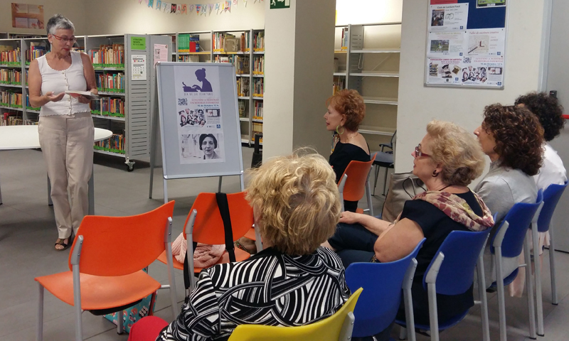 2017 Biblioteca Pública Municipal María Zambrano