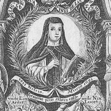 Sor Juana Inés de la Cruz (Imagen: Clemente Puche / Fondos BNE)