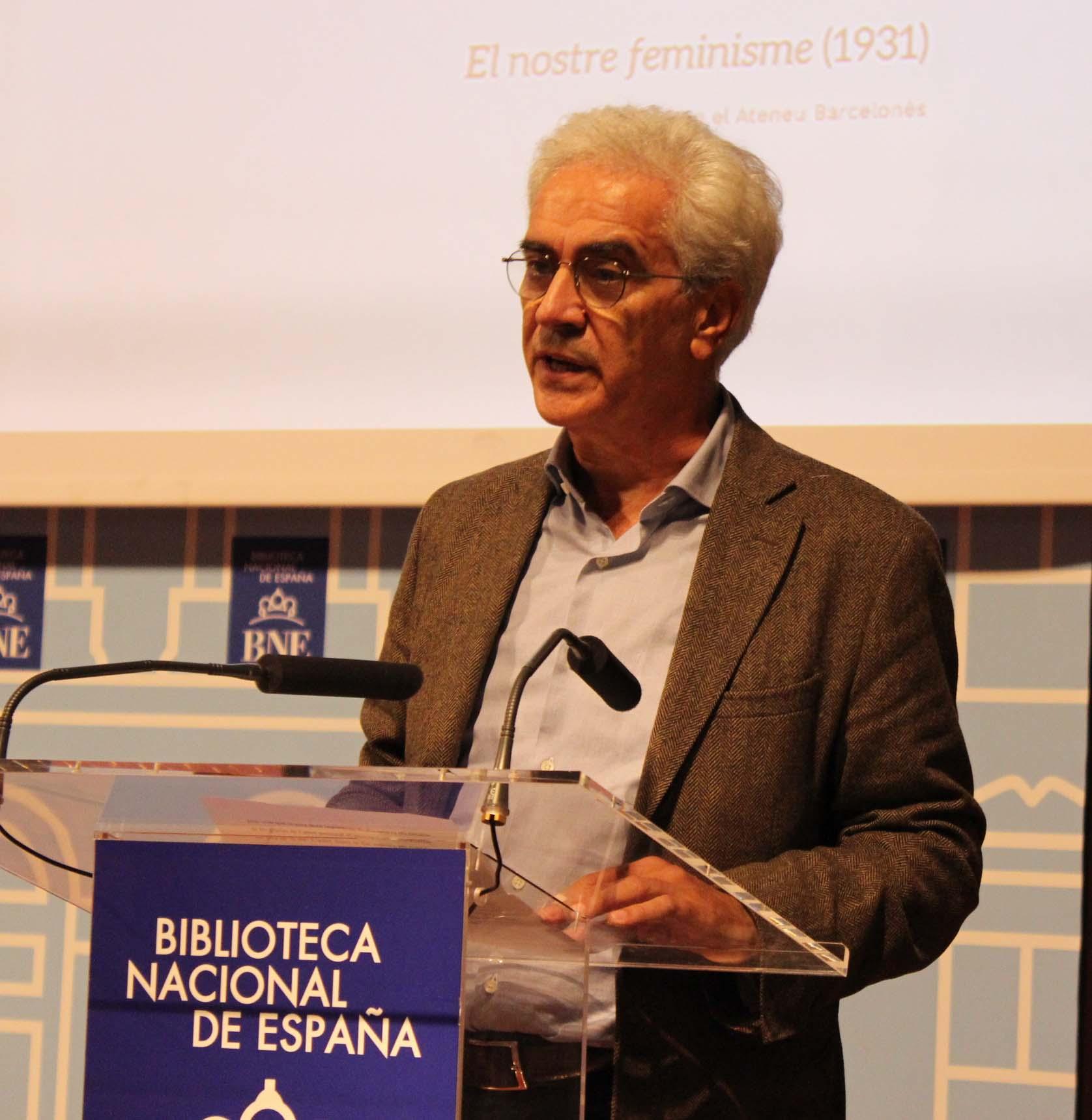 2018 Basilio Baltasar
