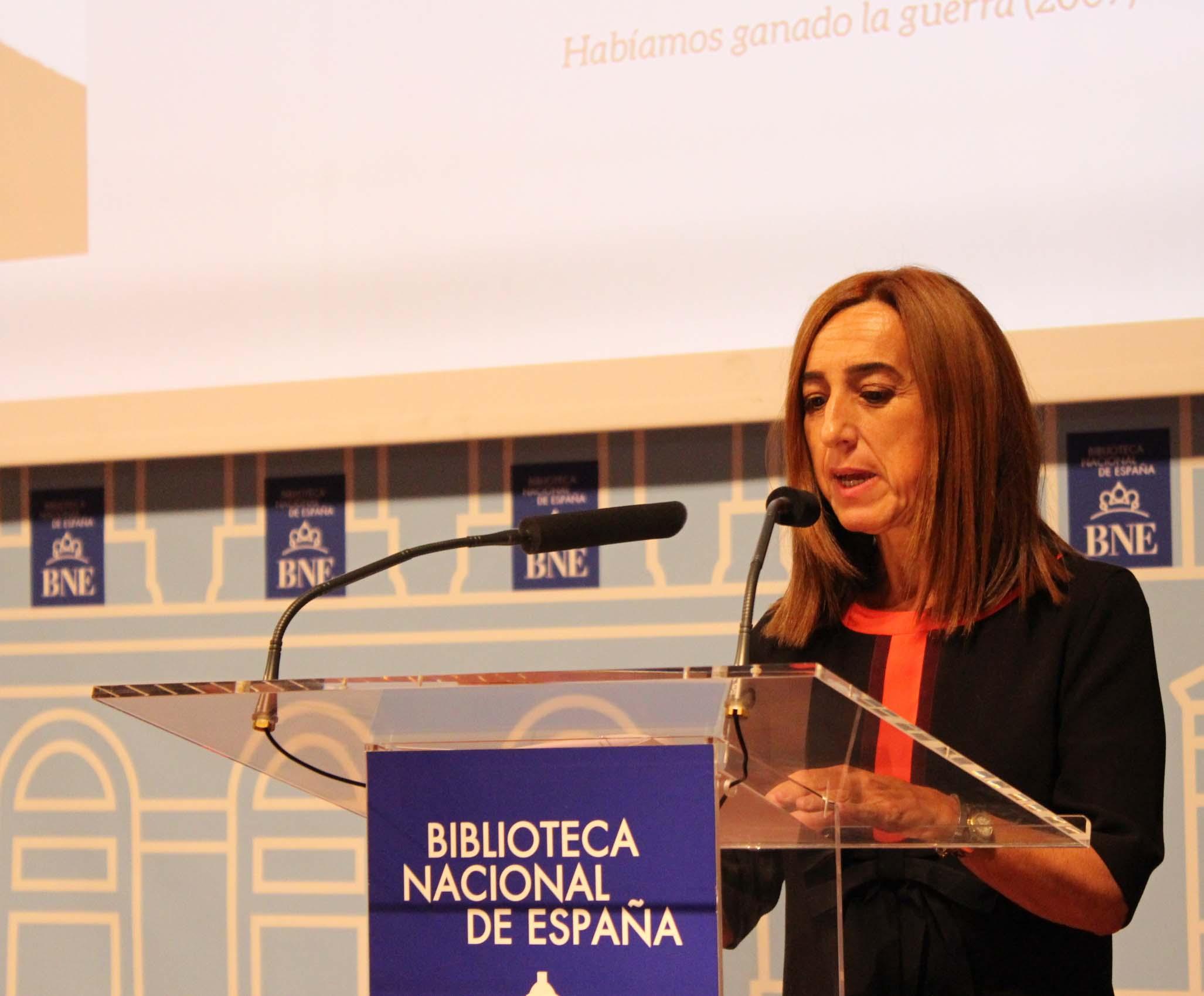 2018 Begoña Lasagabaster