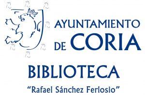 : Biblioteca Municipal Rafael Sánchez Ferlosio de Coria, Cáceres