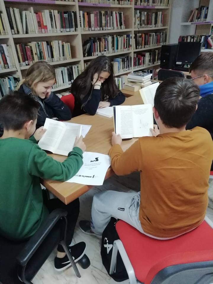 2018 Biblioteca Municipal de Castuera