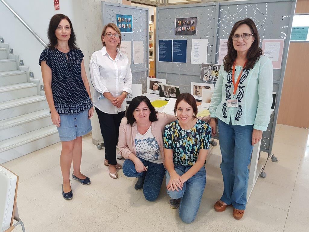 2018 Biblioteca Santiago el Mayor, Murcia