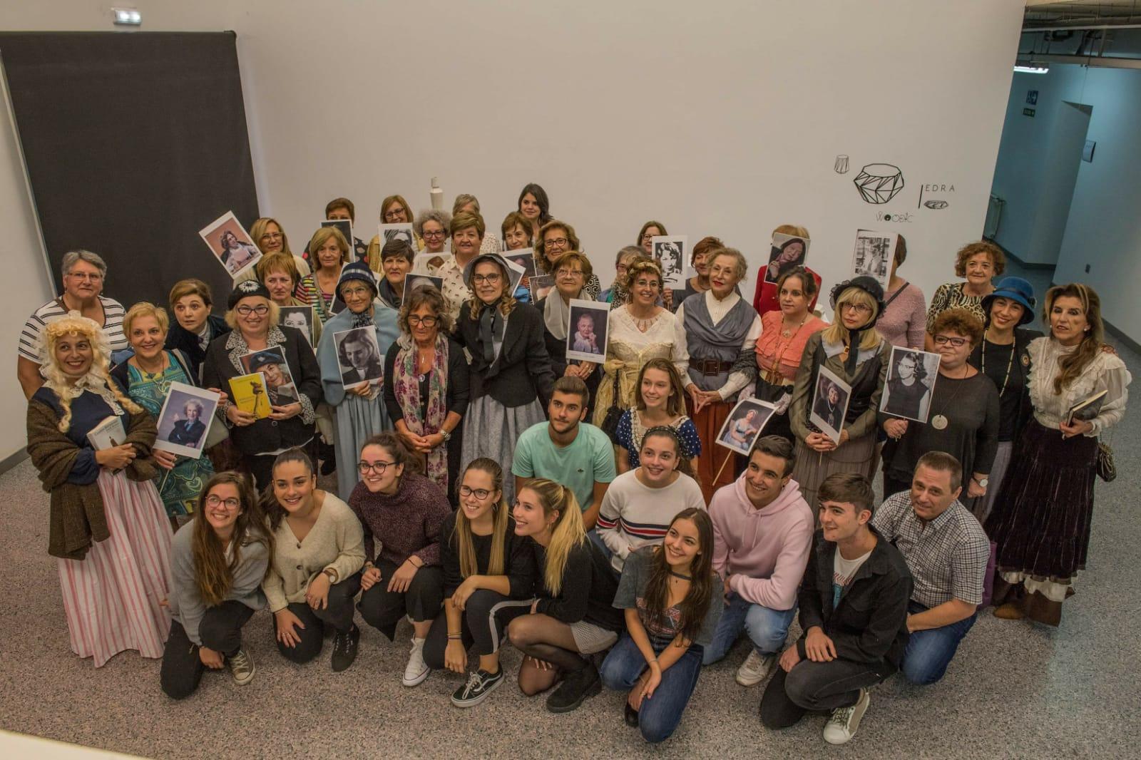 2018 Club de Lectura una Habitación Propia (Avilés)
