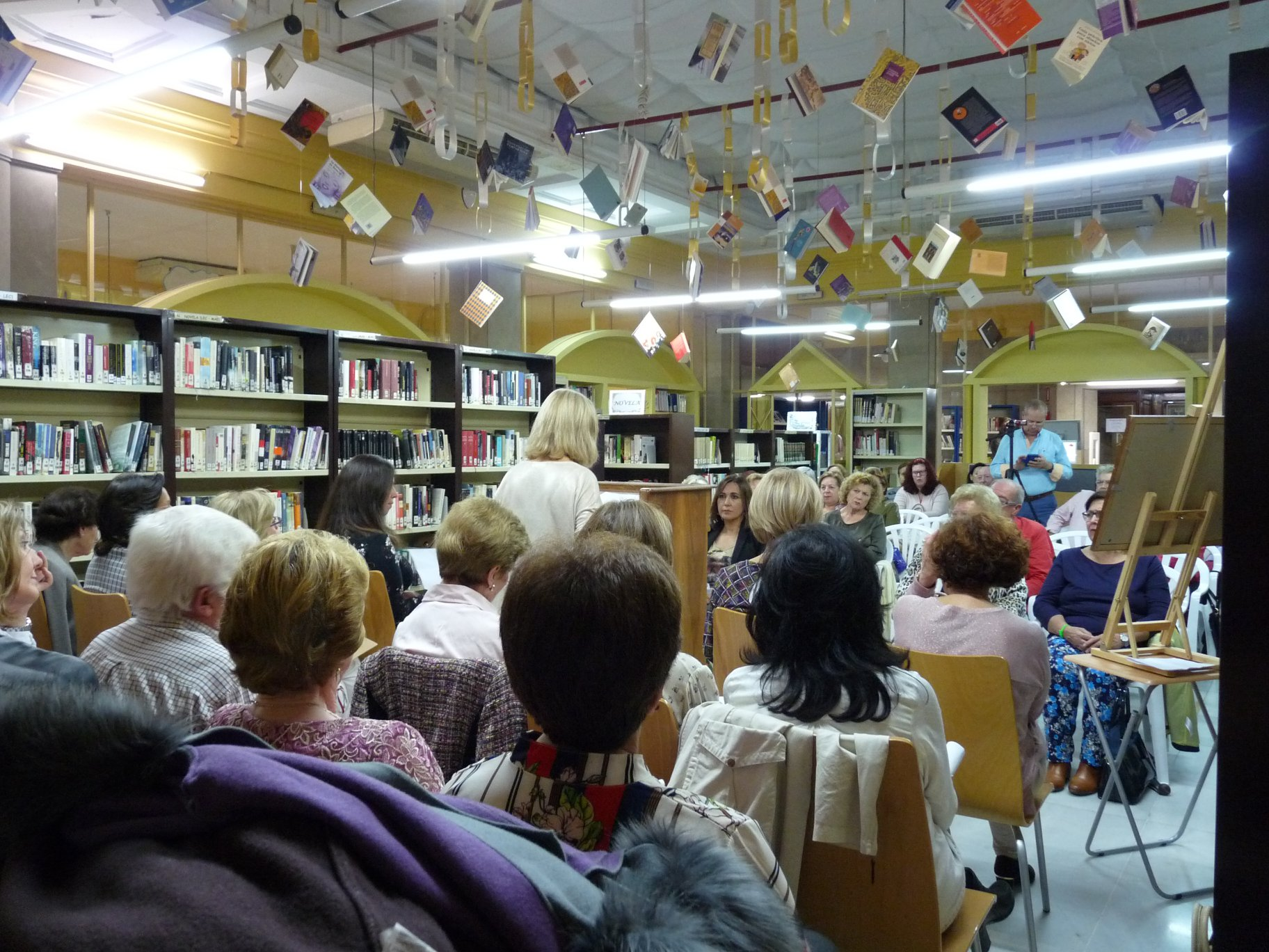 2018 Biblioteca Pública de Linares