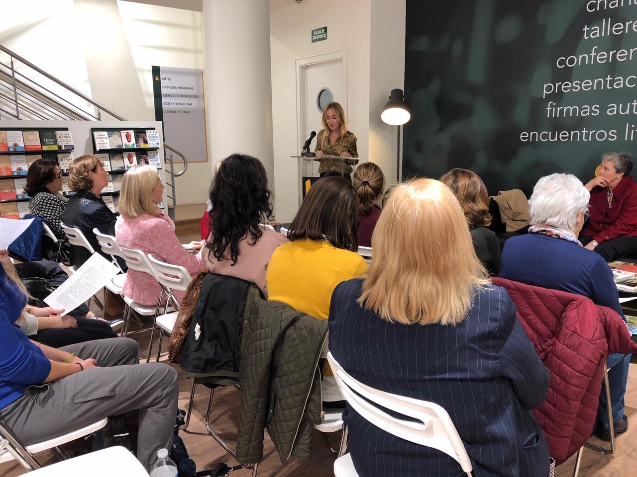 2018 Mujeres por la cultura, Oviedo