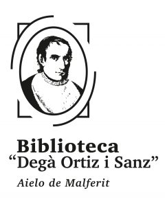 Biblioteca Pública Municipal Degà Ortiz i Sanz (Aielo de Malferit - Valencia)