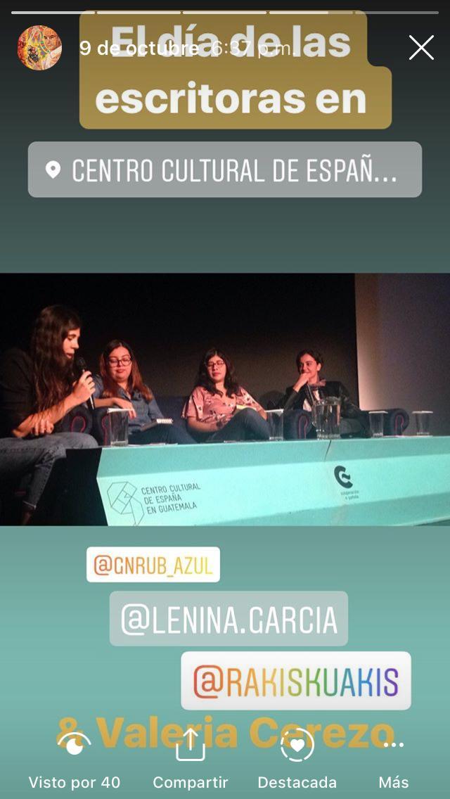 2019 Centro Cultural de España en Guatemala