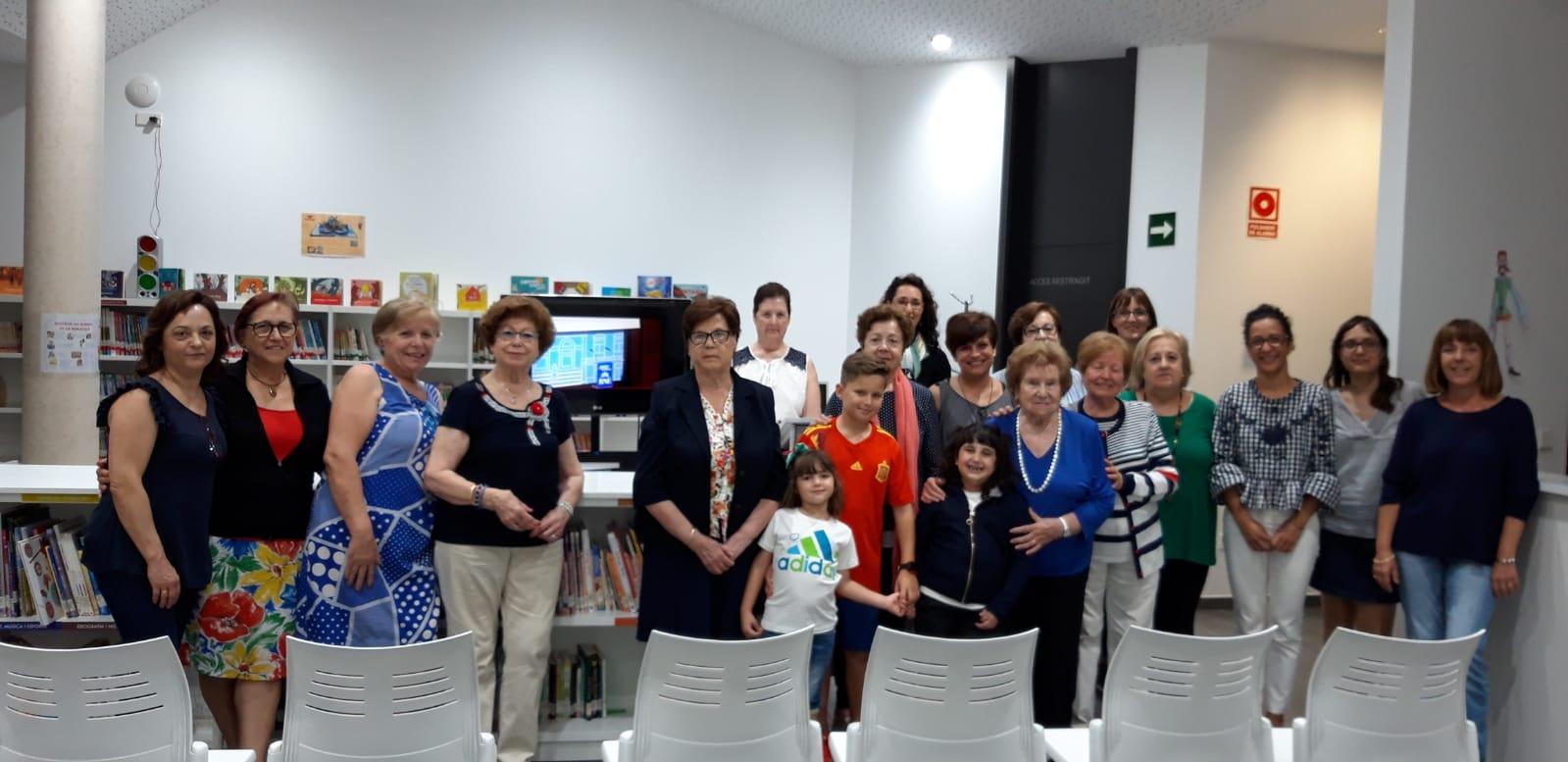 2019 Biblioteca Pública Municipal Maxi Banegas de Pinoso (Alicante)