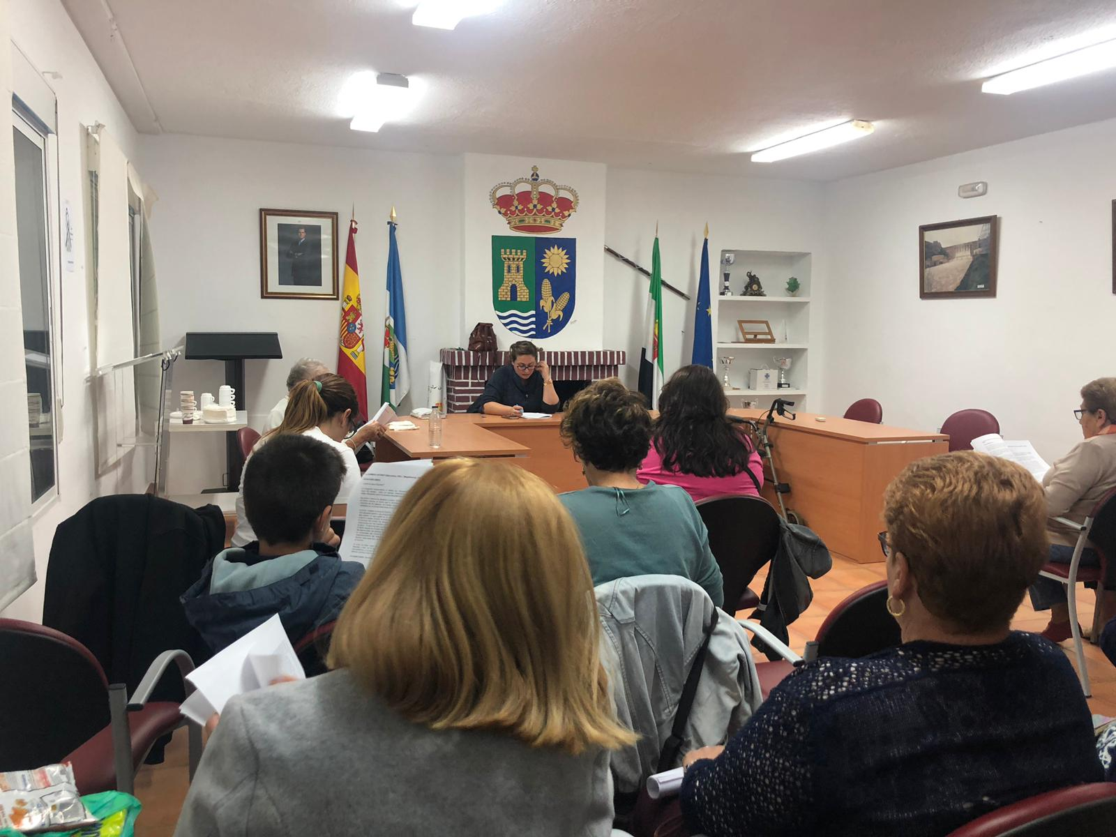 2019 Entidad Local Menor de Torrefresneda (Badajoz)