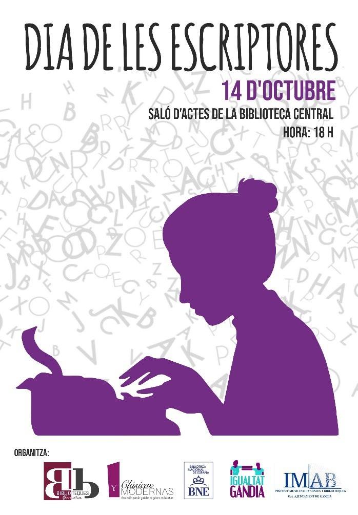 2019 Cartel de la Biblioteca de Gandía