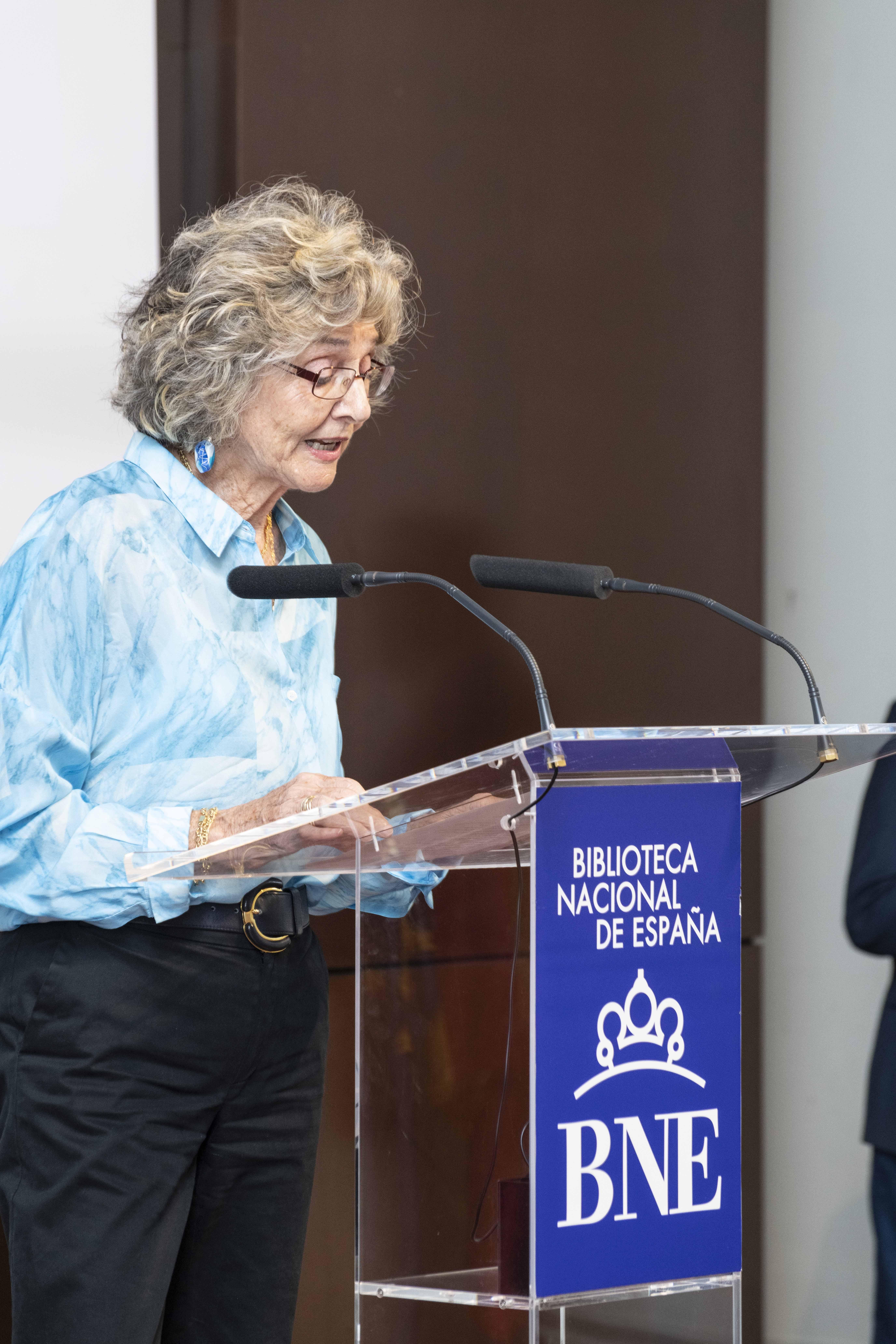 2019 Marina Mayoral