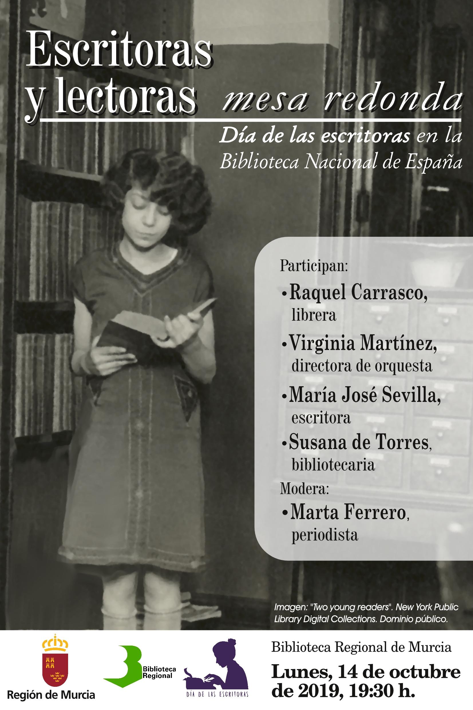 2019 Cartel de la Biblioteca Regional de Murcia
