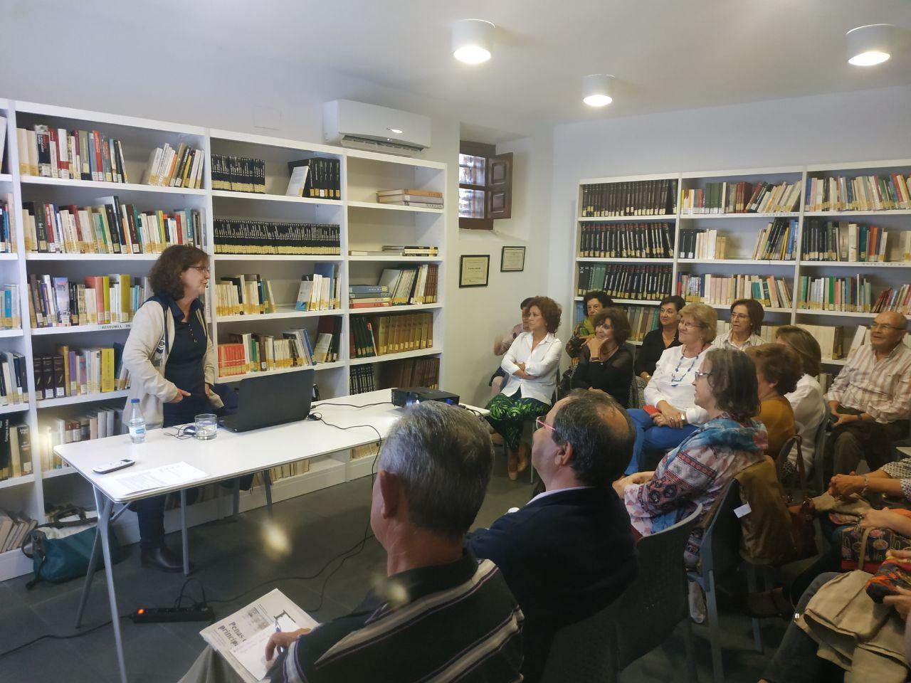 2019 Biblioteca Municipal Rafael Sánchez Ferlosio (Coria, Cáceres)