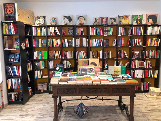 2019 Librerías de Madrid