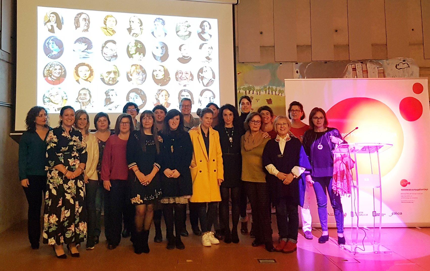 2018. Asociación Cultural Lisístrata de A Coruña