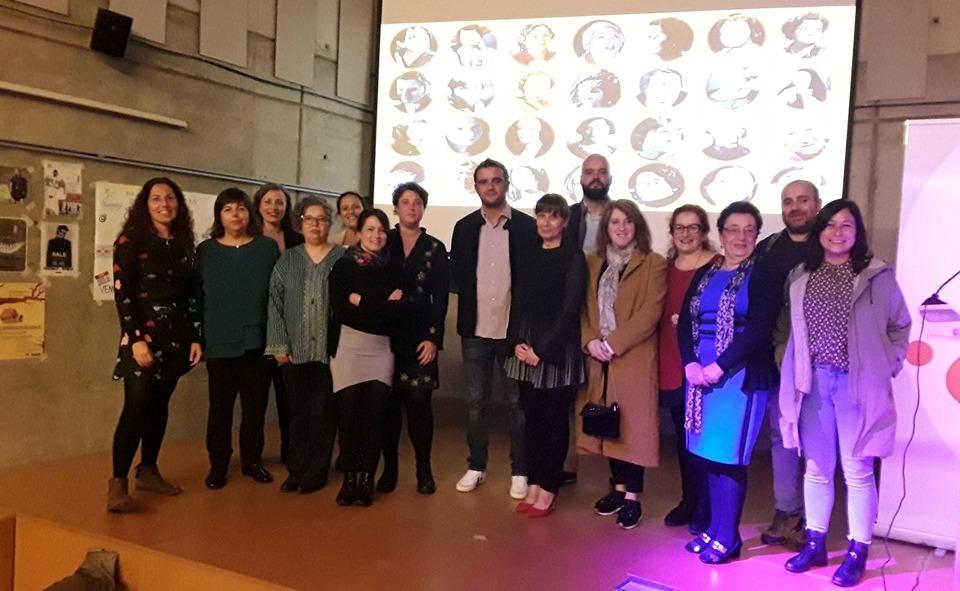 2019. Asociación Cultural Lisístrata de A Coruña