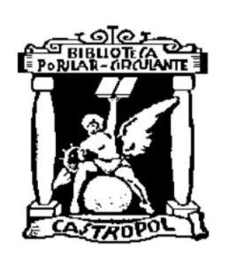 Biblioteca Municipal Menéndez Pelayo de Castropol (Asturias)