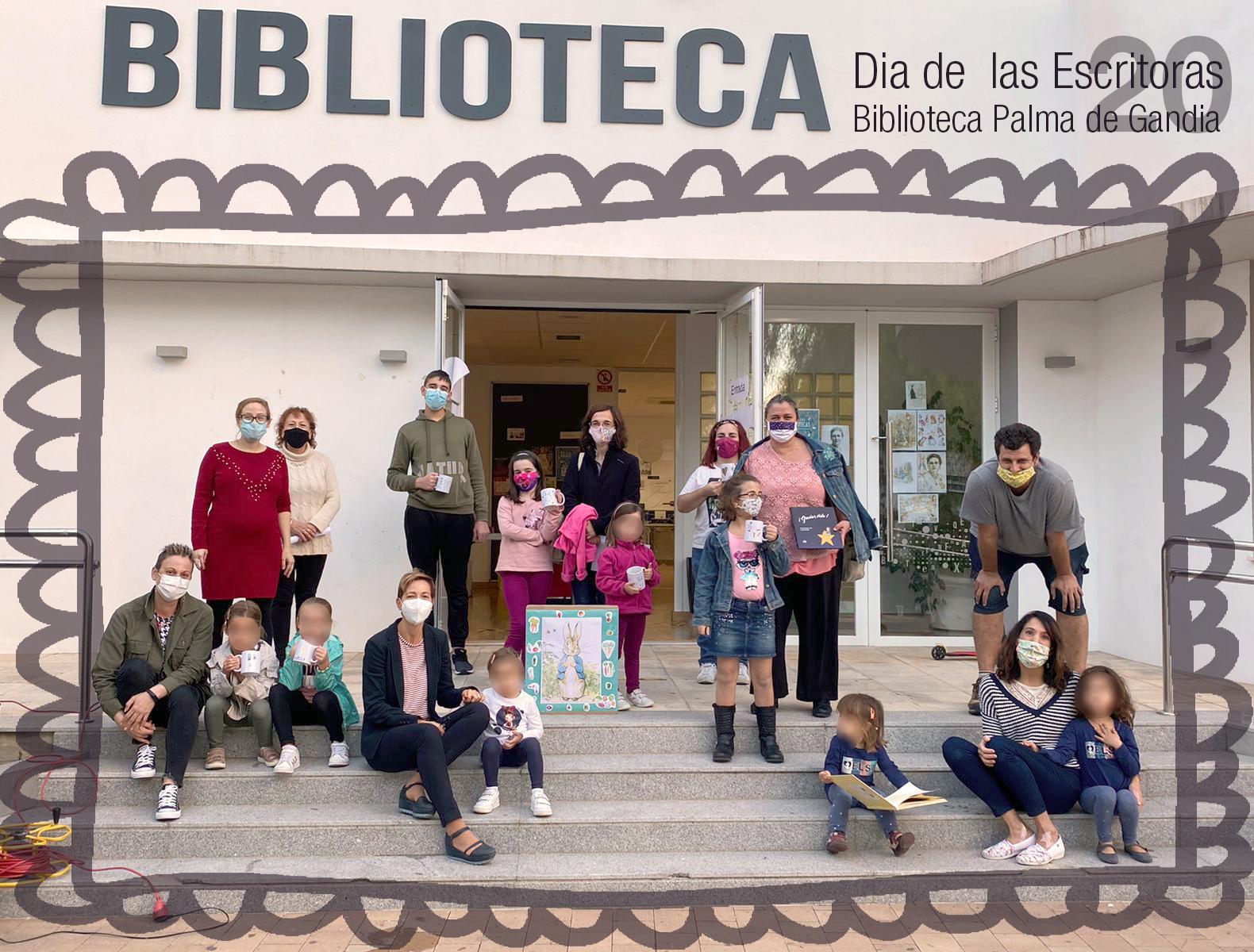Biblioteca Palma de Gandía (Valencia)