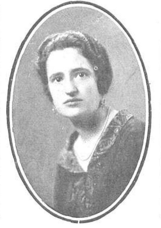 Retrato Carmen Conde