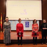 Ana Bujaldón, Elvira Lindo, Ana Santos y Laura Freixas