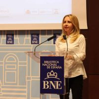 2017 Ana Bujaldon Presidenta FEDEPE