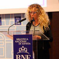 2017 Carmen Conesa lee a Mercè Rodoreda