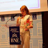 2017 Gloria Lomana lee a Rosario Castellanos