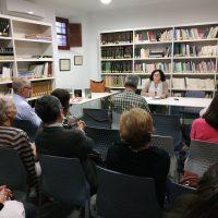 2018 Biblioteca Municipal Rafael Sánchez Ferlosio, Coria