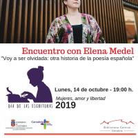 2019 Cartel de la Biblioteca Central de Cantabria
