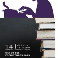 2019 Cartel de la Biblioteca de Cullera