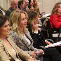 2018 Carmen Calvo, Ana Bujaldón, Joanna Bonet, Luisa Castro, María Eizaguirre y Nuria Barros