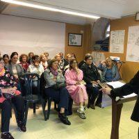 2019 Biblioteca Municipal e Centro de Documentación da Muller Rosalía de Castro (Porto de Santa Cruz, Oleiros, La Coruña)