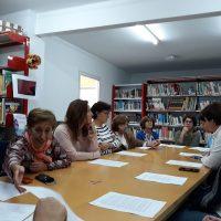2018 Biblioteca Pública de Sacedón