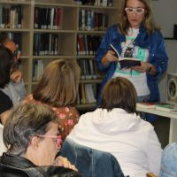 2019 Biblioteca Pública de Mallén (Zaragoza)