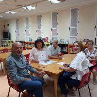 2019 Biblioteca Gata de Gorgos (Alicante)